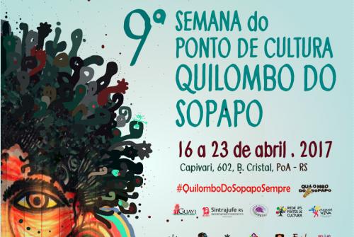 9ª Semana do Ponto de Cultura Quilombo do Sopapo