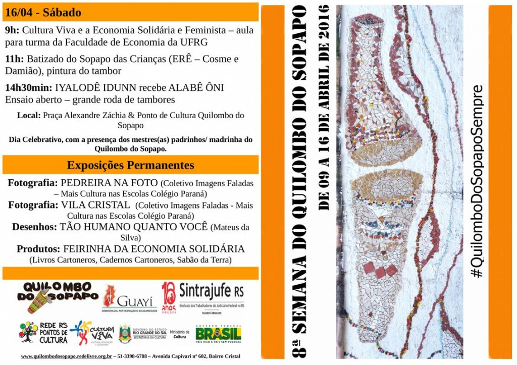 8 semana do quilombo do sopapo capa (Copy)